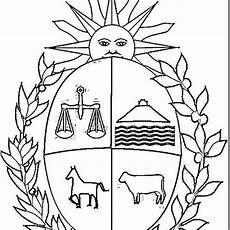 imagenes para colorear de los simbolos naturales uruguay escudo para colorear y simbolos patrios blog de im 225 genes