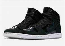 nike sb dunk high black iridescent 854851 001