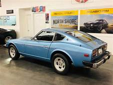 1976 Datsun 280Z Silver Blue With 80761 Miles Available