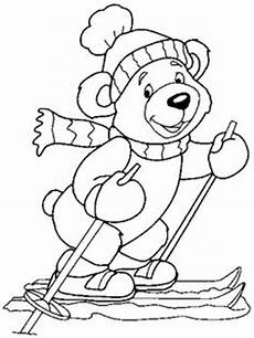 winter animals coloring pages for preschool 17197 1000 images about winter preschool on preschool winter mittens and bears