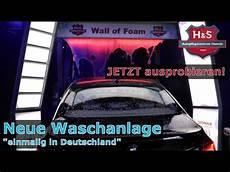 Auto Waschen In Hameln Vorstellung Neuer Waschanlage
