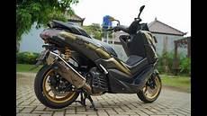 Modifikasi Motor Yamaha Nmax by Modifikasi Keren Yamaha Nmax