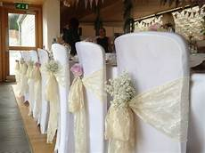 wedding chair sashes search baby s breath tucked in each sash touch rach s