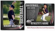 photoshop sports card template free baseball graphite arc4studio