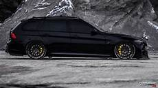 bmw e91 touring tuning tuning bmw 330d touring e91 side