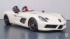 2009 mercedes slr mclaren stirling moss edition is