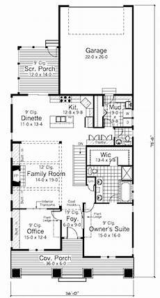 reverse 1 5 story house plans craftsman style house plan 2 beds 1 5 baths 1665 sq ft