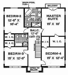 georgian colonial house plans colonial georgian home plan 089d 0024 house plans and more