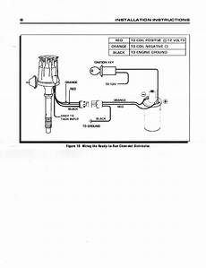 Ford Truck Distributor Wiring by Small Cap Ford 5 0l 302 Efi To Carb Conversion Hei