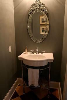 small bathroom mirror ideas design dump house 5 powder room before after