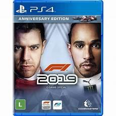 formula 1 2019 anniversary edition para ps4 actiongame