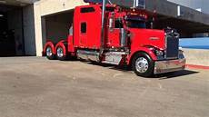 truck show trucks leaving the great american truck show 2016