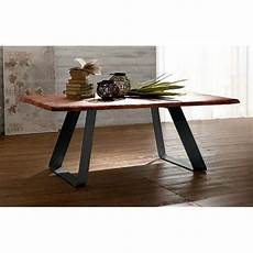 Table Design Chene Massif