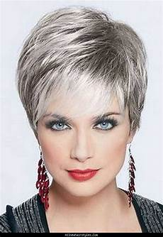 short haircuts women over 50 hair style and color for woman