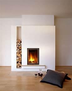 Brunner Galerie Kachelofen Modern Kamin Wohnzimmer Und
