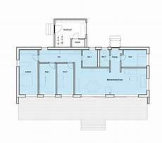 kfw effizienzhaus 70 besser bauen mit individuelle planung moderner bungalow kfw effizienzhaus