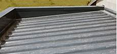 Bac Acier 2 Toit Plat 201 Tanch 233 It 233 Toit Plat Et Garage