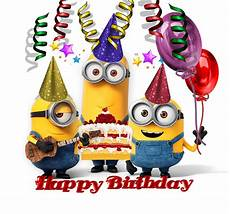 Malvorlagen Minions Happy Birthday Happy Birthday With Minions Happy Birthday Pictures