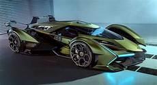 lamborghini lambo v12 vision gran turismo concept previews game s virtual racer carscoops