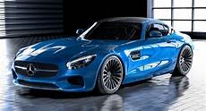 Mercedes Amg Gt Tries Its Best To Look Special On 6sixty