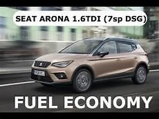 seat arona 1 6 tdi fuel consumption