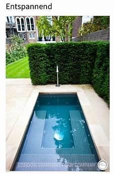 Mini Pool Small Backyard Pools Small Swimming