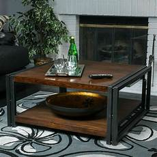 Contemporary Oak Wood Coffee Table Ebay