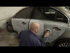 How To Prepare And Color Match A Car To Spray Paint