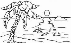 33 Lukisan Pemandangan Alam Yang Belum Diwarnai Mewarnai