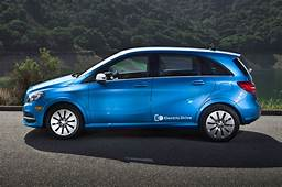 2014 Mercedes Benz B Class Electric Drive Side View Photo 37