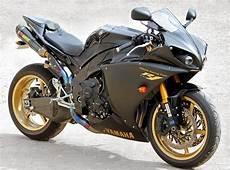 2010 Yamaha R1 Black Edition Akrapovic Exhaust Motos Y