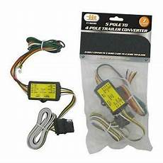5 wire pole to 4 wire pole trailer converter wire connector harness kit 39593166909 ebay