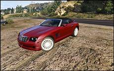 Chrysler Crossfire Roadster Add On Replace Gta5 Mods