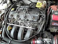 2002 Dodge Neon After Auto To Manual