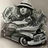Pin Von Willie Northside Og Auf Lowrider Arte By Guillermo
