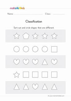 free worksheets sorting and classifying 7741 sorting worksheets for preschool classifying worksheets pdf
