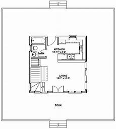 20x20 house plans 20x20 house 20x20h5d 718 sq ft floor plans shed