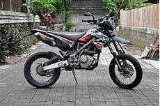 D Tracker 150 Modifikasi by Kumpulan Foto Modifikasi Kawasaki D Tracker 150 Terbaru