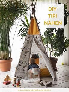 Tipi Selber N 228 Hen Tipi Kinderzimmer Diy Tipi Zelt