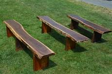 reclaimed wooden benches outdoor garden benches live edge