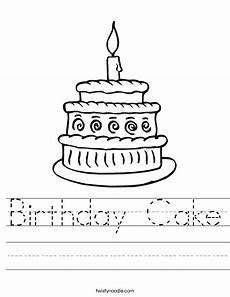 birthday cake printable worksheets 20255 birthday cake worksheet twisty noodle