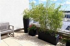 bambou de balcon diy balcony privacy protection ideas with aesthetic appearance