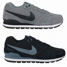 nike air waffle trainer leather s trainers shoes