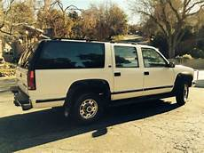 how cars engines work 1993 gmc suburban 2500 sell used 1993 gmc suburban 2500 4wd 7 4l in belmont california united states