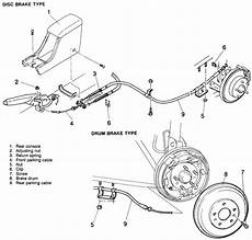 book repair manual 1997 ford probe parking system repair guides parking brake cables autozone com