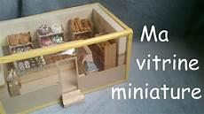 Ma Vitrine Miniature Quot Boulangerie Quot Pr 233 Sentation