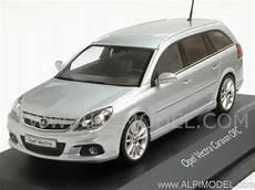 schuco opel vectra caravan opc silver 1 43 scale