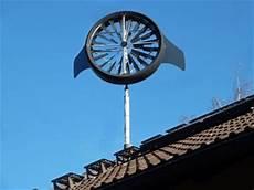 mikro windanlage auf privatem hausdach oft keine gute