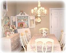 S Home Shabby Chic Cottage Dining Room