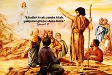 Pesan Injil Anak Domba Allah